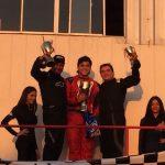 Lucas Bacigalupo fue el gran ganador de la quinta fecha de la Fórmula 3