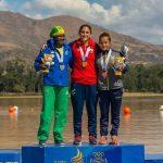 María José Mailliard ganó una medalla de oro en el cierre del canotaje en los Juegos Sudamericanos