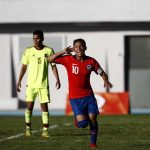 La Roja Sub 20 Masculina derrotó a Venezuela y clasificó a semifinales del fútbol en Cochabamba