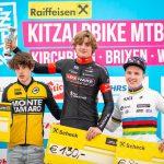 Martín Vidaurre ganó la categoría junior del KitzAlpBike realizado en Austria