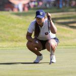 Natalia Villavicencio terminó novena en el golf de los Juegos Sudamericanos