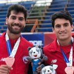 Primos Grimalt se quedaron con la medalla de bronce en el volleyball playa de Cochabamba
