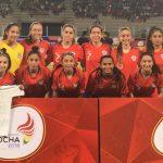 La Roja Sub 20 derrotó a Bolivia en el fútbol femenino de los Juegos Sudamericanos