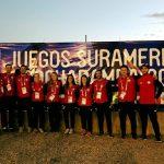 Chile sumó sus primeros triunfos en la competencia de Pelota Vasca de los Juegos Sudamericanos