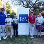 Angostura Country Club recibió la tercera fecha del Golf Juvenil Región Metropolitana