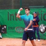 Tomás Barrios avanzó a la ronda final de la qualy del Challenger de Recanati