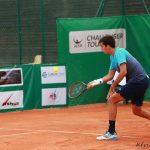 Tomás Barrios clasificó al cuadro principal del Challenger de Biella