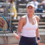 Alexa Guarachi logra su primer triunfo en un torneo WTA tras avanzar a cuartos de final de dobles en Gstaad