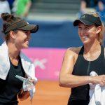 Alexa Guarachi se instala en semifinales de dobles del WTA de Gstaad