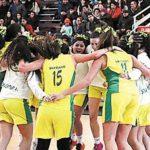 Asociación de Santiago se quedó con el título del Nacional Sub 17 de Básquetbol Femenino