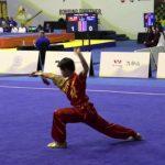Benjamín Quiroga terminó sexto en el cierre del Mundial Junior de Wushu