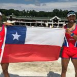 César Abaroa y Eber Sanhueza obtuvieron el cuarto lugar en el Mundial Sub 23 de Remo