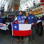 """Ignacio Casale y """"Chaleco"""" López confirmaron su participación en el Dakar 2019"""
