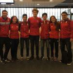 Selección Chilena Junior y Cadete viajó a Argentina para disputar el Panamericano y Sudamericano de Judo
