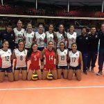 Chile se quedó con el quinto lugar del Sudamericano Femenino Sub 18 de Volleyball