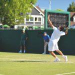 Christian Garin cayó en la primera ronda de Wimbledon