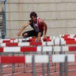 Domingo Polette terminó séptimo en su serie de 110 metros vallas del Mundial Sub 20 de Atletismo