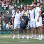 Fernando González sufrió su segunda derrota en el Invitation Doubles de Wimbledon