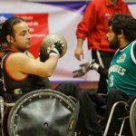 Sparta se coronó campeón del Nacional de Rugby en Silla de Ruedas