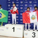 Esgrimistas nacionales suman 7 medallas en el Sudamericano Infantil, Veterano y Preveterano