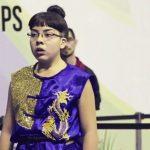 Ignacia Aranda logra el cuarto lugar en el Mundial Junior de Wushu