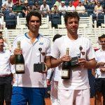 Julio Peralta y Horacio Zeballos se titularon campeones de dobles del ATP 500 de Hamburgo
