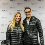 Con la presencia de Dominique Ohaco se realizará este sábado el Visa Snow Cup 2018