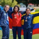 Laura Acuña y Rocío Muñoz sumaron dos oros para Chile en el cierre del Sudamericano Sub 18 de Atletismo