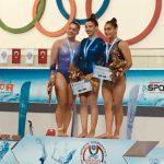 María del Sol Pérez ganó medalla de bronce en la Copa del Mundo de Gimnasia de Turquía