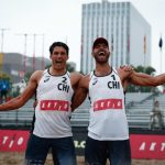 Primos Grimalt se instalan en la final del World Tour de Volleyball Playa de Tokio