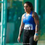 Mariana García clasificó a la final del lanzamiento de martillo en el Mundial Sub 20 de Atletismo