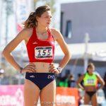 Martina Weil abre la participación chilena en el Mundial Sub 20 de Atletismo