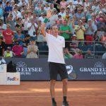 Nicolás Jarry derrota a Dominic Thiem y avanza a semifinales del ATP 500 de Hamburgo