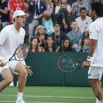 Nicolás Jarry y Máximo González se instalaron en octavos de final de dobles en Wimbledon