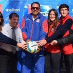 """Brasileño """"Paulao"""" fue presentado como nuevo head coach del volleyball playa nacional"""