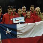 Chile no sumó triunfos en la segunda jornada del Sudamericano Sub 16 de Tenis