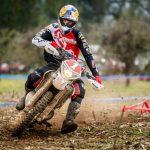 Benjamín Herrera ganó la penúltima fecha del Nacional de Moto Enduro FIM