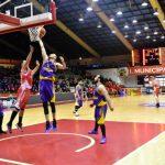 CEB Puerto Montt clasificó a semifinales de la primera división de Liga Saesa