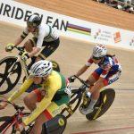 Catalina Soto obtuvo el cuarto lugar en la prueba de Omnium del Mundial Junior de Ciclismo de Pista