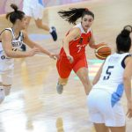 Chile cayó ante Argentina en el Premundial U18 de Básquetbol Femenino