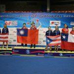 Chile gana tres medallas de bronce en el Open Internacional Juvenil de Tenis de Mesa de El Salvador