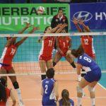 Chile cae ante Perú y Cuba en la Copa Panamericana Sub 23 de Volleyball Femenino