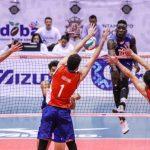 Chile cayó ante Cuba en su debut por la Copa Panamericana de Volleyball Masculino