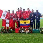Con una medalla de oro se cerró la participación chilena en el Iberoamericano de Atletismo