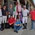 Carlos Milthaler y Nicolás Imschenetzky destacan en el Bluegrass Festival Horse Show