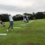Chilenas tuvieron una complicada jornada en el inicio del World Amateur Golf Team Championship