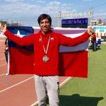 Daniel Pineda y Francisco Muse ganan medalla de plata en el Iberoamericano de Atletismo