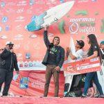 Danilo Cerda y Lorena Fica ganaron el Mormaii ECO El Quisco Pro 2018