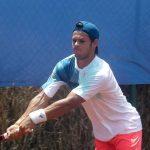 Esteban Bruna cayó en cuartos de final de dobles del Futuro 5 de Holanda