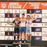 Felipe Peñaloza gana medalla de oro en el Panamericano de Ciclismo en Pista
